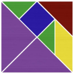 Tangram puzzle MOD Unlimited Money for android