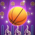 Toss Diamond Hoop MOD Unlimited Money for android