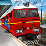 City Train Driver Simulator 2021Free Train Games MOD Premium Cracked for android