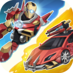 Clash of Autobots Wild Racing MOD Unlimited Money for android