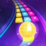 Color Dancing Hop – free music beat game 2021 MOD Unlimited Money for android