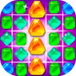 Crazy Gem Blast MOD Unlimited Money for android