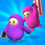 Fall Heroes.io – Fun Guys Smasher MOD Unlimited Money for android