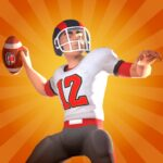Hyper Touchdown 3D MOD Unlimited Money for android
