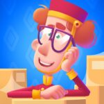 Merge Hotel Family Story MOD Unlimited Money for android