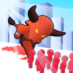 Monster Evolution Run MOD Unlimited Money for android
