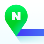 NAVER Map Navigation MOD Premium Cracked for android