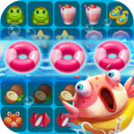Ocean Connect Mania-Rescue Fish MOD Unlimited Money for android