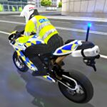 Police Motorbike Simulator 3D MOD Unlimited Money for android