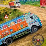 Real Indian Cargo Truck Simulator 2020 Offroad 3D MOD Unlimited Money for android