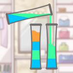 Sort Fashion Watercolor MOD Unlimited Money for android