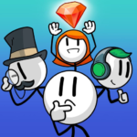 Stickman Stories Stealing The Diamond MOD Unlimited Money for android