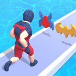 Superhero Run – Epic Transform Race 3D MOD Unlimited Money for android