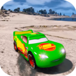 Superhero cars racing MOD Unlimited Money for android