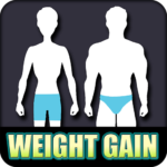 Weight Gain Home Workout Tips Diet plan MOD Premium Cracked for android