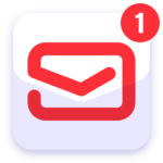 myMail Email App for Gmail Hotmail AOL E-Mails MOD Premium Cracked for android