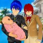 Anime Mother Pregnancy Games MOD Unlimited Money for android