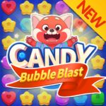 Candy Bubble Blast MOD Unlimited Money for android