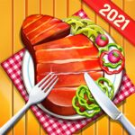 Chefs Kitchen Restaurant Cooking Games 2021 MOD Unlimited Money for android