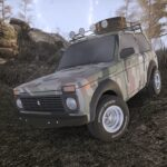 Forest Roads. Niva MOD Unlimited Money for android