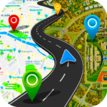 GPS Navigation Globe Map 3d MOD Premium Cracked for android