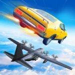 Jump into the Plane MOD Unlimited Money for android