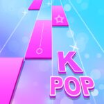 Kpop Piano Games Music Color Tiles MOD Unlimited Money for android