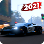 Police Car Racing Game 2021 – Racing Games 2021 MOD Unlimited Money for android