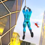 Rope Hero Man Spider Miami City Gangster MOD Unlimited Money for android