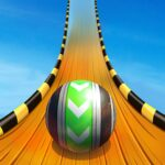 Sky Rolling Ball 3D MOD Unlimited Money for android