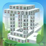 Stacker Mahjong 3D II – Fantasy World MOD Unlimited Money for android