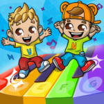 Vlad and Niki Piano MOD Unlimited Money for android